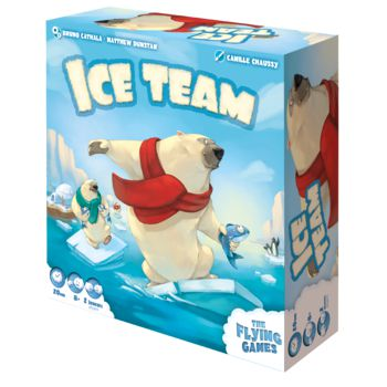 Ice Team -  Game Flow